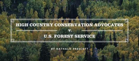 Nathalie Prescott - US Forest Service