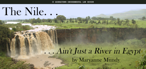 Image: Tis Abey Falls on the Blue Nile River in Ethiopia. (Photo by wo de shijie, licensed under CC BY 2.0)