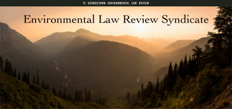 Feds Blog Promotes Restorative Justice >> Implementing Supplemental Environmental Project Policies To Promote
