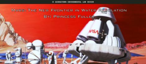 Mars Titlecard