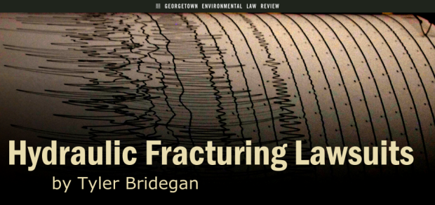 laws 310 hydraulic fracturing Hydraulic fracturing produces fractures in the rock formation that stimulate the flow of natural gas or oil, increasing the volumes that can be recovered wells may be drilled vertically hundreds to thousands of feet below the land surface and may include horizontal or directional sections extending.
