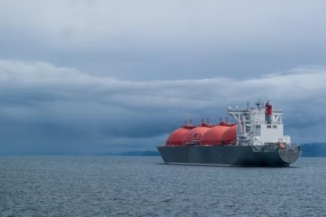Arctic Discoverer LNG tanker 3068